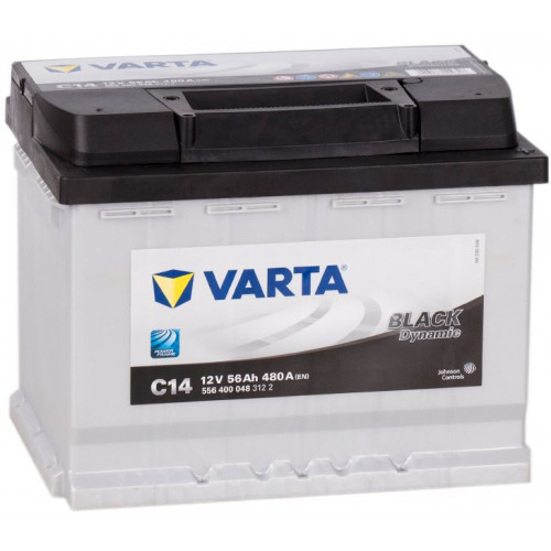 Varta BlackDynamic 6CT-56 (C15)